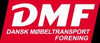 Logo Dansk Møbeltransport Forening